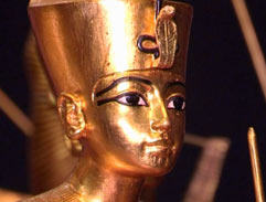 Top Billing uncovers the tombs and treasurers of Tutankhamun