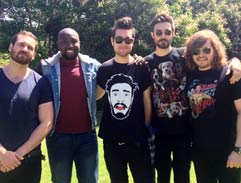 Top Billing's exclusive Bastille interview