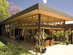 A Japanese Inspired Home in JHB