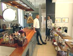 An industrial family home featured on Top Billing