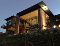 Architect Anton Roodt invites Top Billing into his home