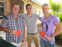 SA's Golden Boy Chad le Clos