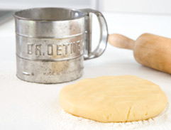 Basic biscuit recipe