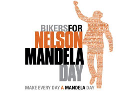Bikers For Mandela Day