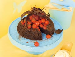 Black Forest Pudding