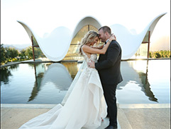 Brigitte Willers and Rod Labuschagnes spectacular wedding