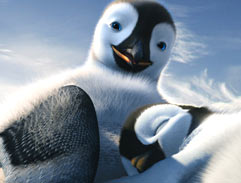 Cast Interviews: Happy Feet Two