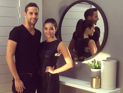 Chad le Clos invites Top Billing to his new Cape Town apartment