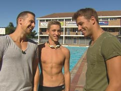 Chad le Clos' unbelievable new book