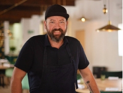Chef Bertus Basson treats Top Billing