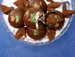 Choc mint sweetie pies