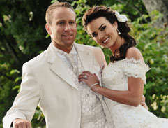 Cindy Nell wedding on Top Billing