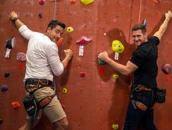 Climbing to the top with Cameron van der Burgh