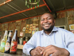 Discover the story behind the latest craft beer crave, Soweto gold