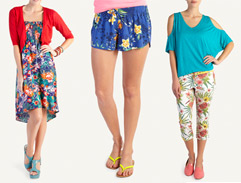 Fashion Tip: Tropical Heat