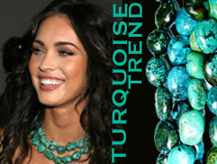 Fashion Tip: Turquoise Jewellery