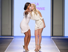 Glitz and glamour at Mercedes Benz Fashion Week Joburg