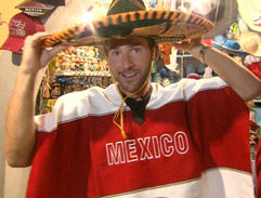 Janez Spices Things Up in Mexico