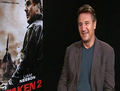 Jeannie chats to Liam Neeson