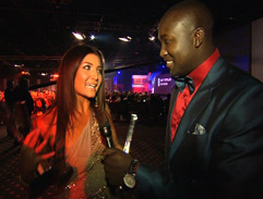 Jeannie D & Janez Shine at the You Awards