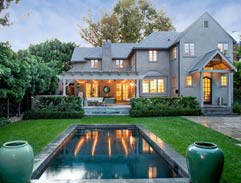 Joe Jonas West Hollywood home