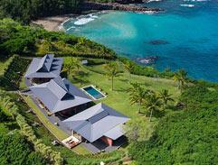 Maui island getaway