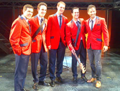 Meet the Jersey Boys