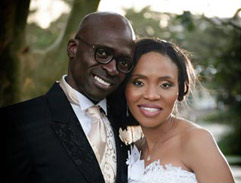 Minister Malusi Gigaba ties the knot on Top Billing