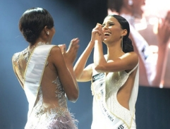 Miss SA Tamaryn Green talks Miss Universe with Jade