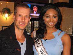 Miss USA's South African roots