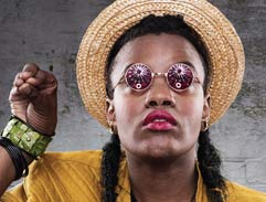 Music and personal style trends with Toya Delazy