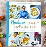 Nadiya Hussain Recipe Book