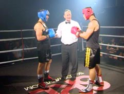 Presenters face off for Night of the Champions