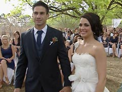Robert Ebersohn's Wedding on Top Billing
