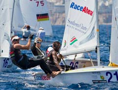 Sailing for Olympic gold