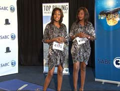 SATURDAY SPECIAL: Joburg and Polokwane Auditions