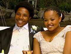 Springbok Sevens Star gets married