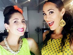 Suzelle DIY​ shares her tips for the ultimate year end party