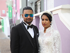 The spectacular wedding of Mohammed Aamir Ali and Kauthar Abrahams