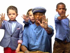 The ultimate gift of hearing with Pharrell and Woolworths