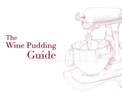 The Wine Pudding Guide