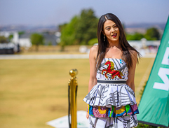 Top Billing attends the 2018 Nedbank International Polo
