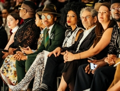 Top Billing attends the Style by SA event at Fashion Week