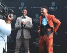 Top Billing attends the Durban July