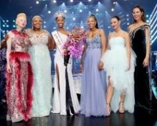 Top Billing attends Miss South Africa 2019