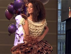 Top Billing discovers chocolate fashion