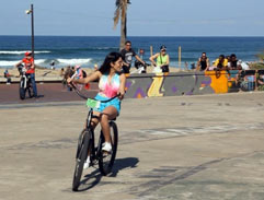 Top Billing has Durban fun with Kajal Bagwandeen