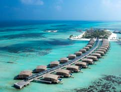 Top Billing experiences true paradise in the Maldives