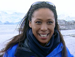 Top Billing explores Antarctica