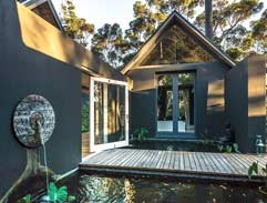 Top Billing explores Hout Bay home Maison Noir